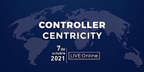 Controller Centricity 2021 entradas