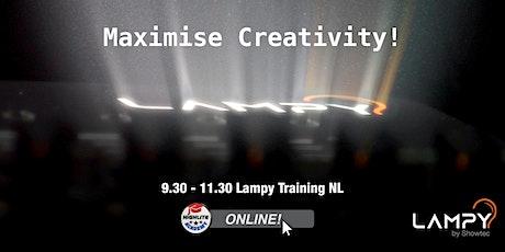 LAMPY Online Session Nederlands - Training tickets