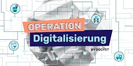 Webinar Operation Digitalisierung - Das Wargame im Gesundheitswesen Tickets