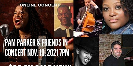 Pam Parker & Friends in Concert tickets