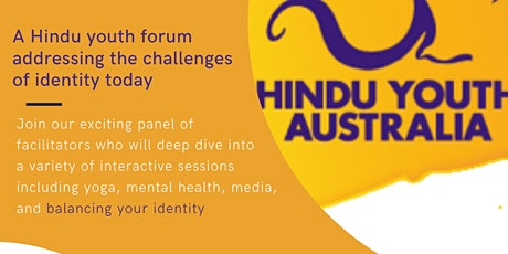 HYA Youth Forum: The Modern Australian Hindu tickets