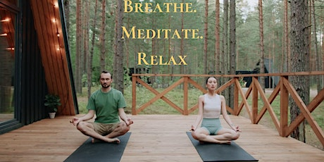 Online* Beyond Breath - An Introduction to SKY Breath Meditation tickets