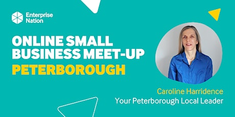 Online small business meet-up: Peterborough tickets