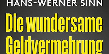 SALON LUITPOLD c/o Verlag Herder: Die wundersame Geldvermehrung | HW. Sinn Tickets