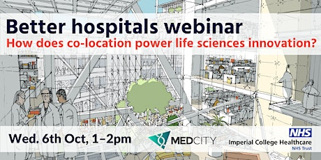 How does co-location power life sciences innovation? tickets