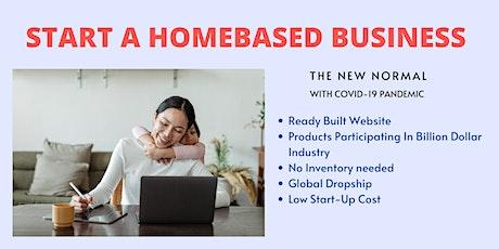 Start An Global Dropship Online Business tickets