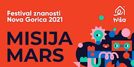 Festival znanosti Nova Gorica 2021 biglietti