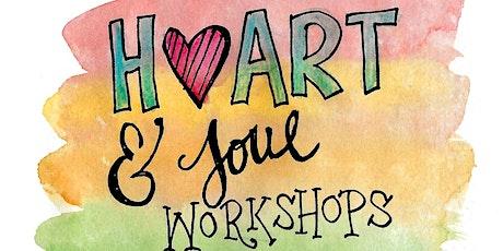 Art and wellbeing workshop tickets