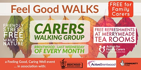 BRENTWOOD - MONTHLY FEEL GOOD WALK tickets