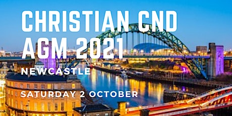 Christian CND Conference and AGM 2021 tickets