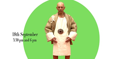 Eco-Fashion show meets Butoh dance performance tickets