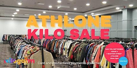 Athlone Kilo Sale Pop Up 19th September tickets