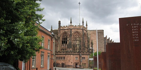 Coventry Cathedral Quarter Walking Tour tickets