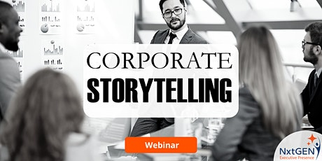 Corporate Storytelling tickets