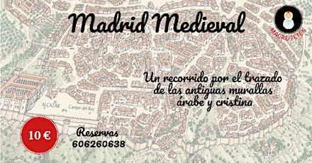 VISITA GUIADA MADRID MEDIEVAL entradas