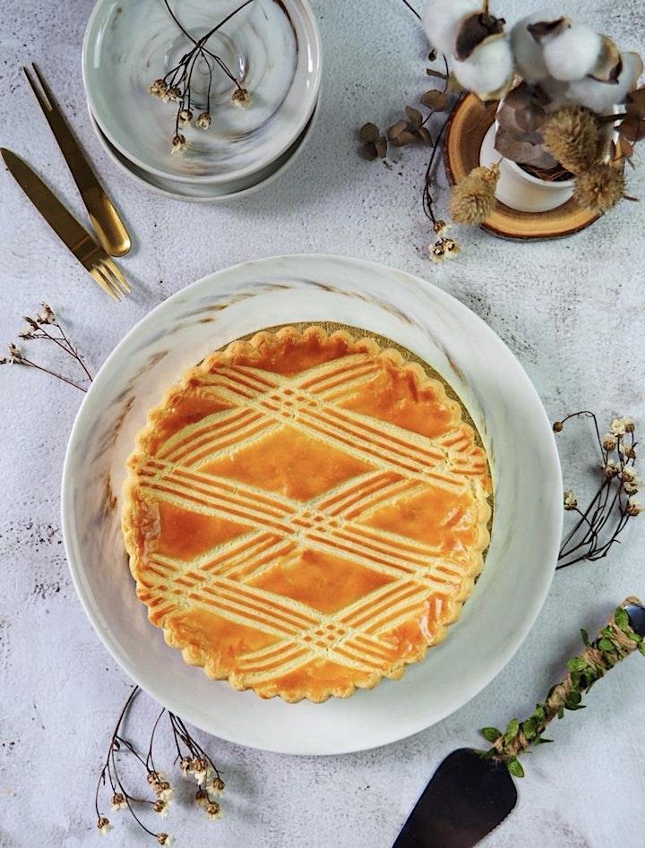 Brittany Cake (Gateau Breton) image