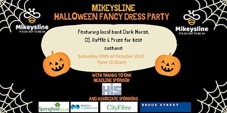 Mikeysline Halloween Fancy Dress Party Sponsored by H.I.S tickets