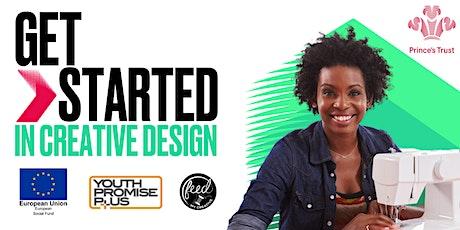Get Started in Creative Design- Birmingham tickets
