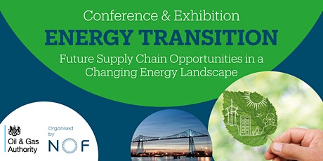 Energy Transition - Future Supply Chain Opportunities tickets
