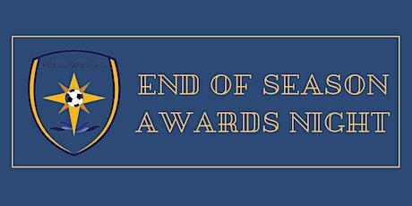 Peel United S.C End of Season Awards Night tickets