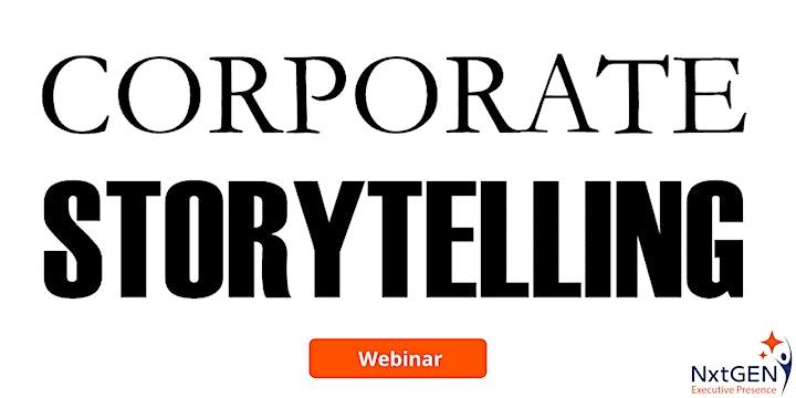 Corporate Storytelling image