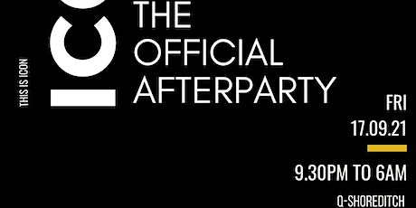 Buzz Talent Presents - ICON The Official After Party tickets