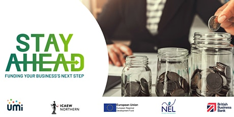 Do you want to stay ahead? Taking established businesses to the next level tickets