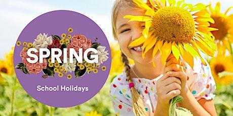 Spring Chella School Holiday Workshops- Flower Crowns tickets
