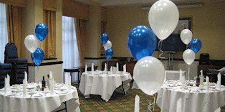 Invitation to The Chairman's Supper Saturday 16th October tickets