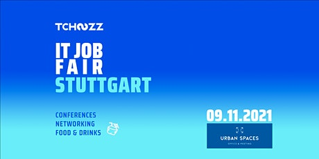 Stuttgart - IT Job Fair (experience>1year) Tickets
