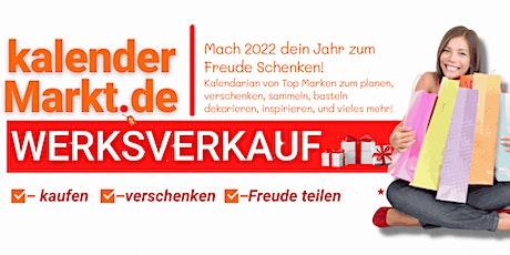 Kalendermarkt Werksverkauf in Kreis Gütersloh (Herzebrock.Clarholz) Tickets