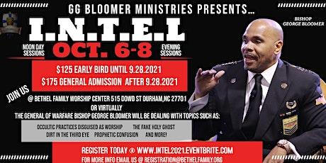 I.N.T.E.L. tickets