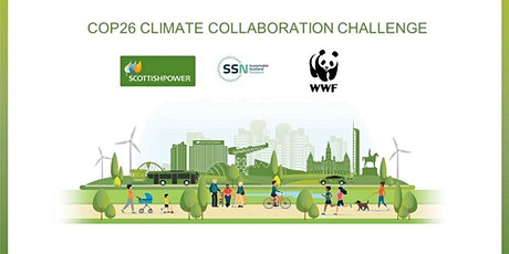 COP26  Climate Collaboration Challenge tickets