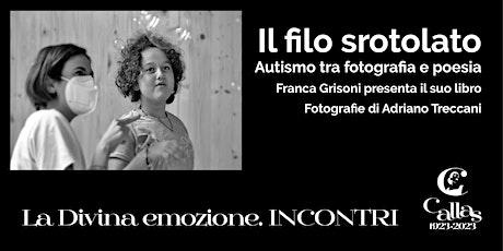 Il filo srotolato Franca Grisoni presenta il suo libro biglietti