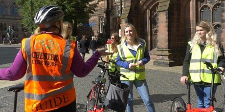 Chester Cycle Tours tickets