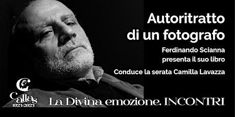 Autoritratto di un fotografo Ferdinando Scianna presenta il suo libro biglietti