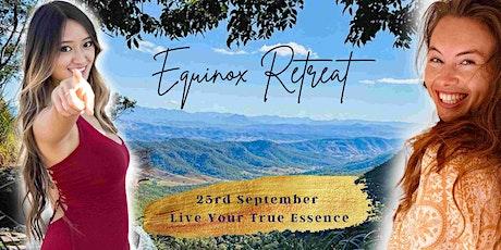 EQUINOX  Retreat tickets