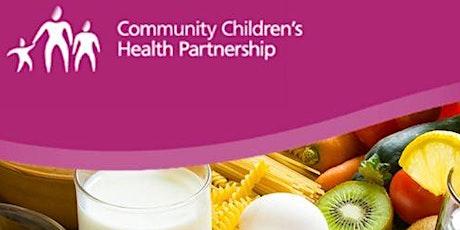 Sirona School Health Nursing Webinar - Healthy Eating tickets