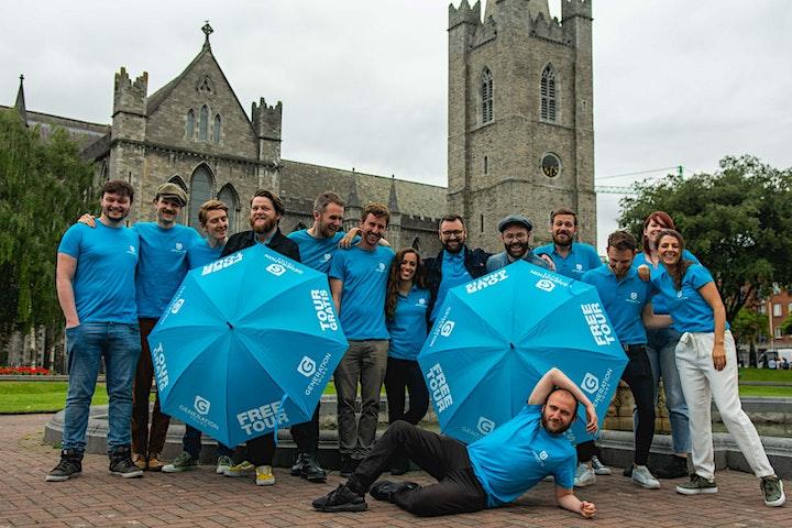 Free Dublin Walking Tour image