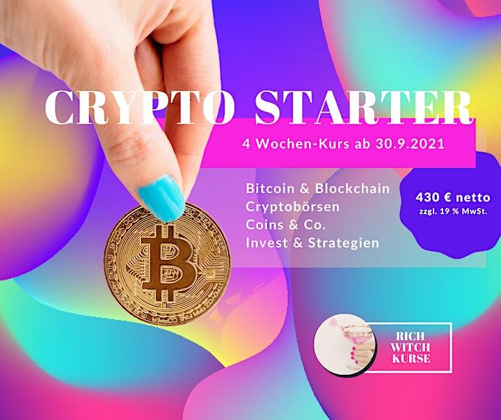 Crypto Starter: Bild