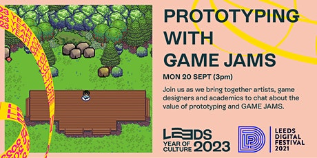 Prototyping with GAME JAMS tickets