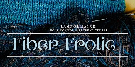Fiber Frolic tickets