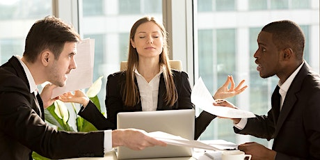 Conflict Management Training In Chicago, IL tickets