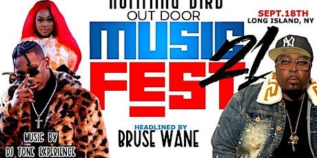 THE HUMMINGBIRD OUTDOOR MUSIC FEST 2021 tickets