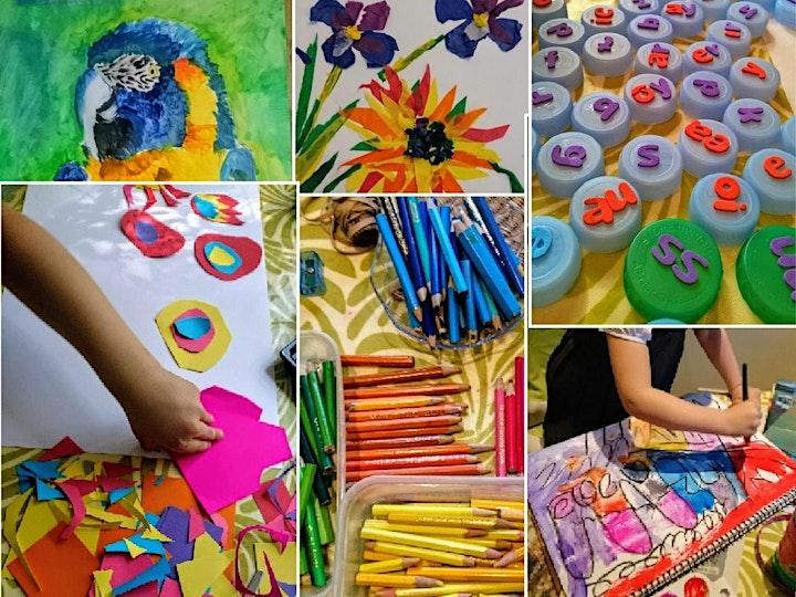 Creative Learning through Art image