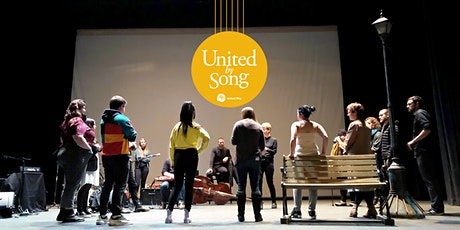 United by Song 2021 boletos