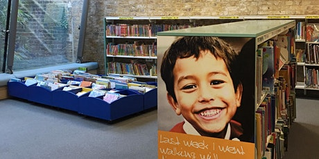 Baby Rhyme Time at Wandsworth Town Library tickets