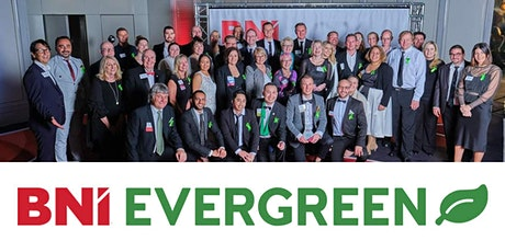 BNI Evergreen Visitor tickets 12th October 2021 tickets