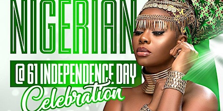 Nigeria at 61 independence day celebration. tickets