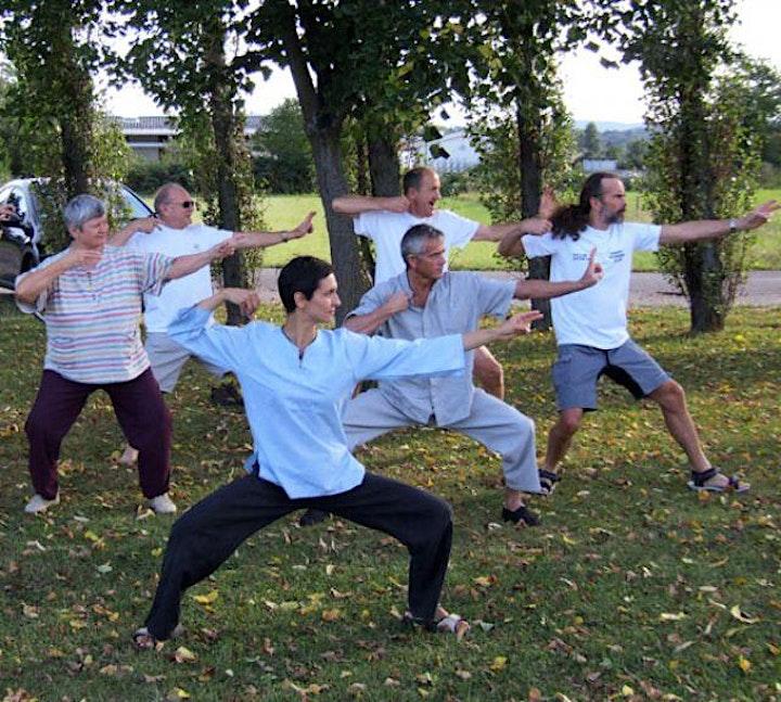 Image pour Cours de Qi Gong